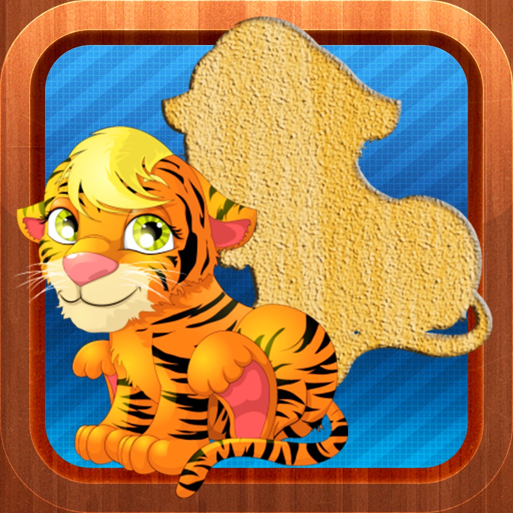 Animals Puzzles Game for Kids and Toddlers - Pet, Farm and Wild hack