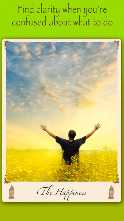 Cards of wisdom and spiritual growth - Messages and guidance from your inner self