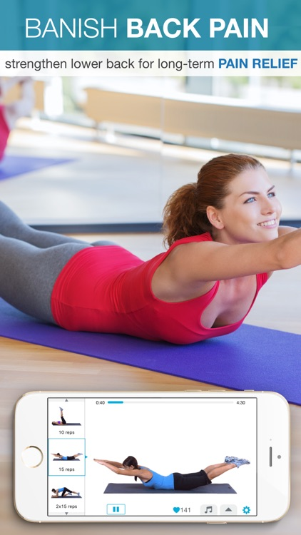 Easy Ab Workouts Free - Flatten and Tone Your Stomach and Back Fat screenshot-4