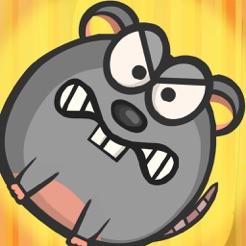 Rats Invasion - Physics Puzzle Game