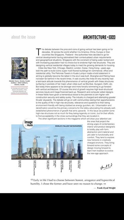 Architecture + Design Mag screenshot-4