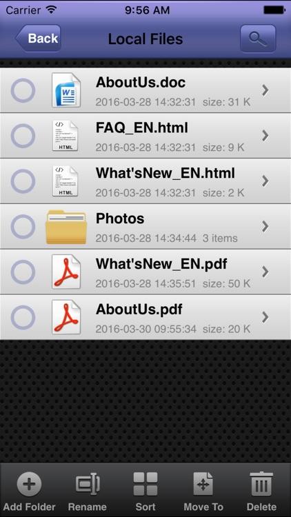 iConverter – PDF, Ringtone Converter screenshot-3
