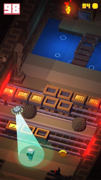 Blocky Raider screenshot-4