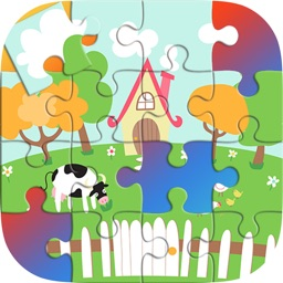 Animals Farm Puzzle