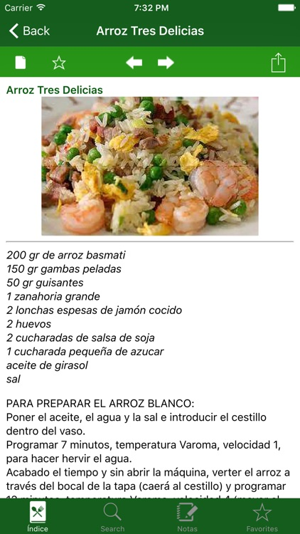 RoboGourmet: Recetas Thermomix screenshot-1