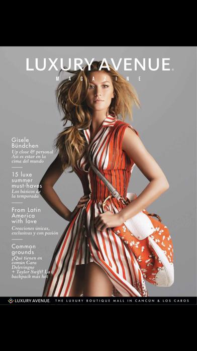 Luxury Avenue(Magazine)