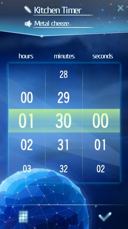 Cool Kitchen Timer screenshot-4