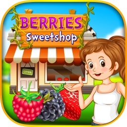 Berry Sweet Shop Cooking Game - Make Shortcake, Ice Cream & Slush With Blueberry, Strawberry & Raspberry With Chef