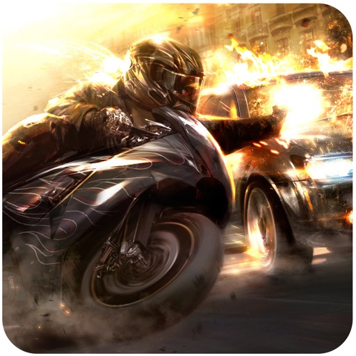 Moto Furious Traffic Racer