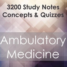Ambulatory Medicine Test Bank – Full Exam Review : 3200 Flashcards Quizzes & Notes