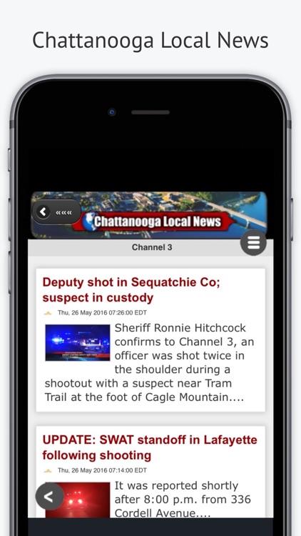 Chattanooga Local News