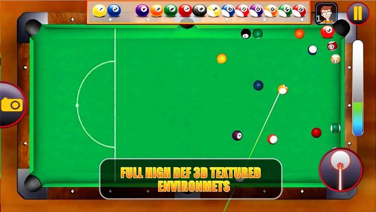 Billiard Pool Master Rivals : 8 Ball Snooker Game
