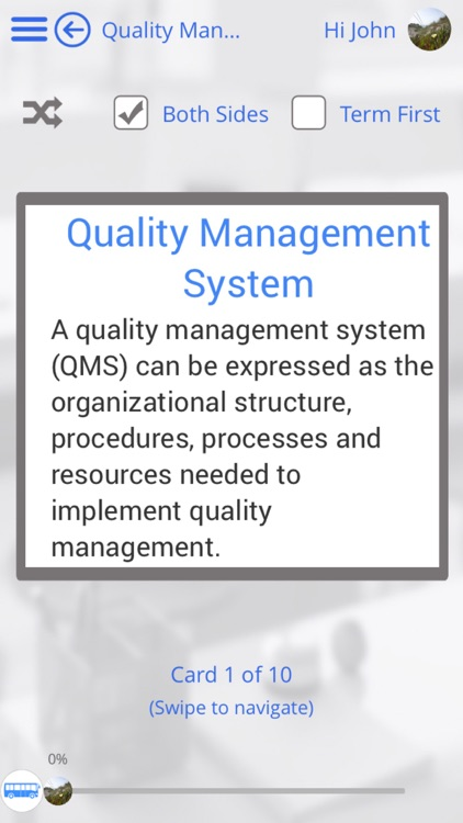 Learn Project, HR and Quality Management by GoLearningBus