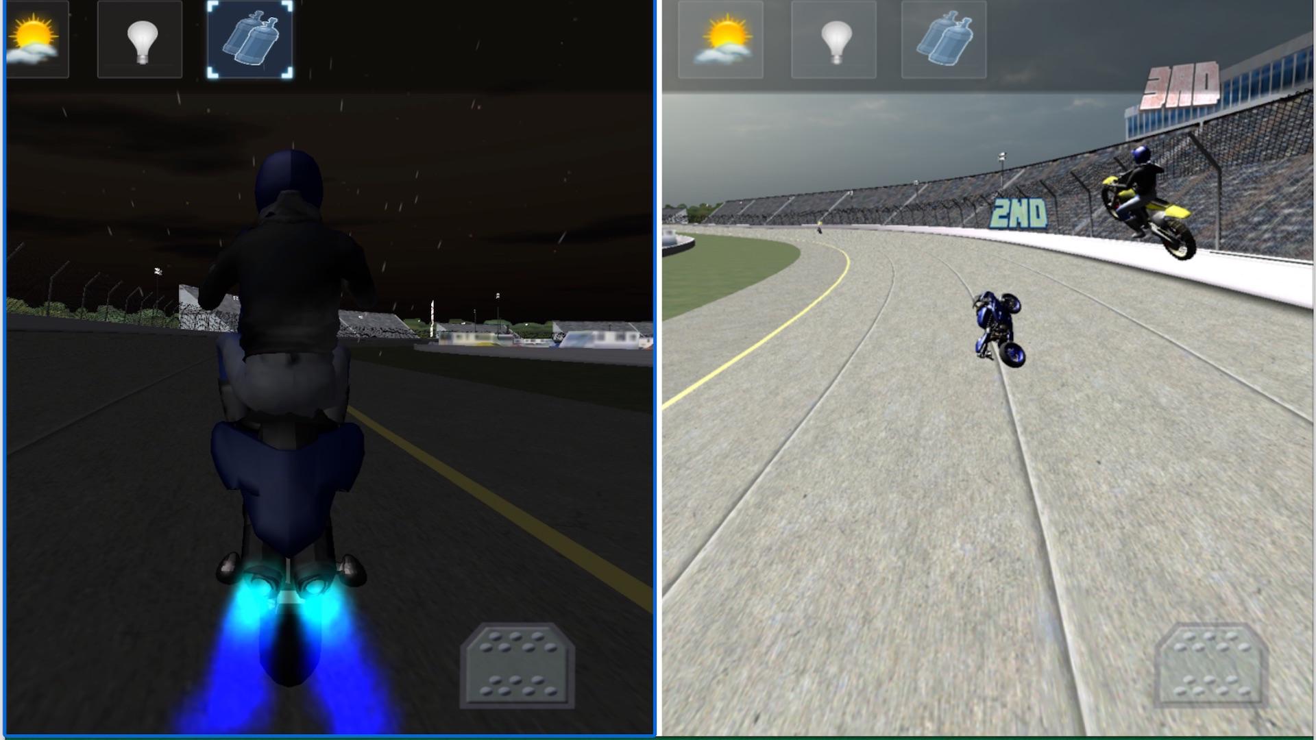 Moto Bike Racer : 3D Motorbikers Heated Chase Fun screenshot 12