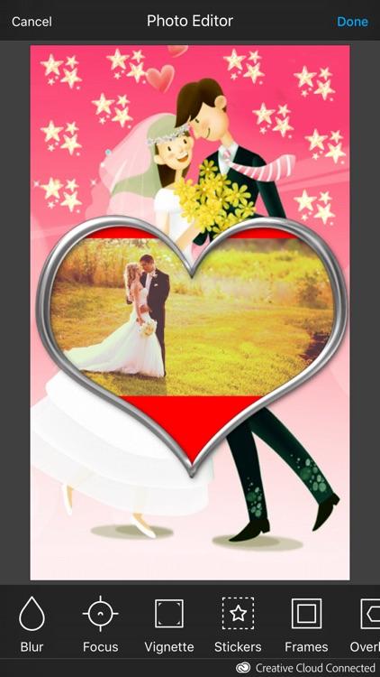 Wedding Photo Album screenshot-4