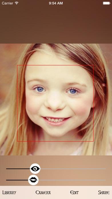 Edit photo face fun