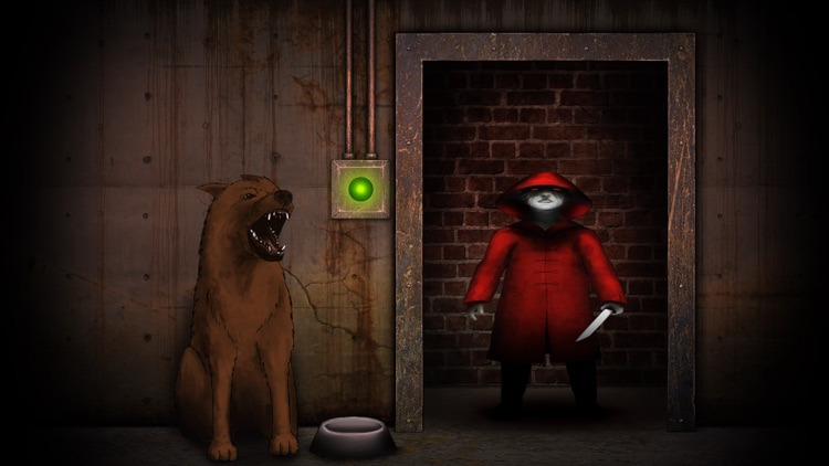 Asylum Night Shift 2 - Five Nights Survival FREE screenshot-3