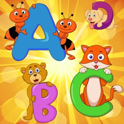 Alphabet Match Games for Toddlers and Kids : Learn English Numbers and Letters !