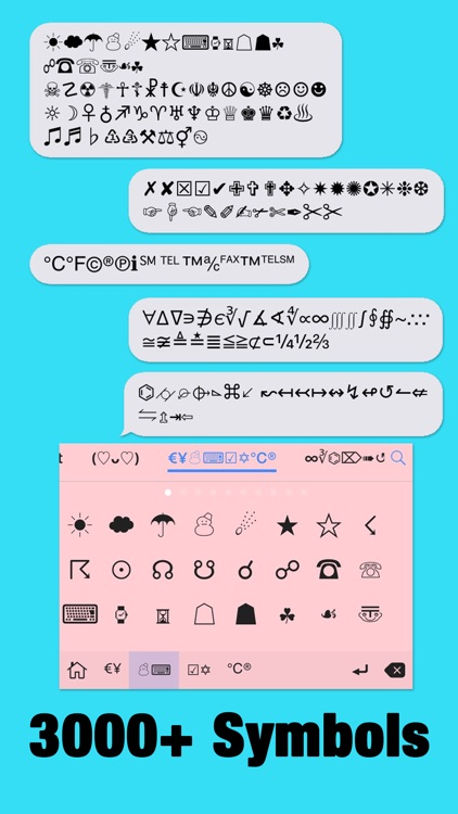 New Emoji Free ∞ Emoji Keyboard with Kawaii Theme, emoticon and Symbol for iPhone