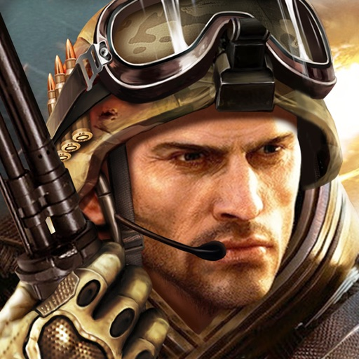 Commando Shooter : Battle - fps shooting game