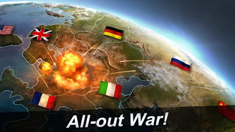 World Warfare - 3D MMO Wargame in WWII screenshot-4