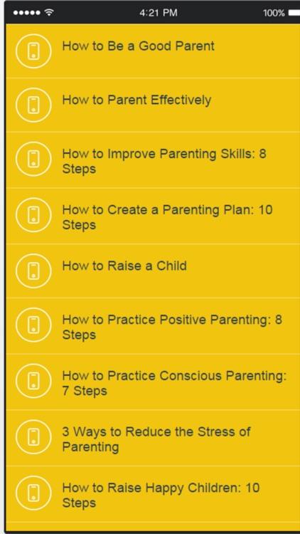 Parenting Tips - Advice on Raising Children