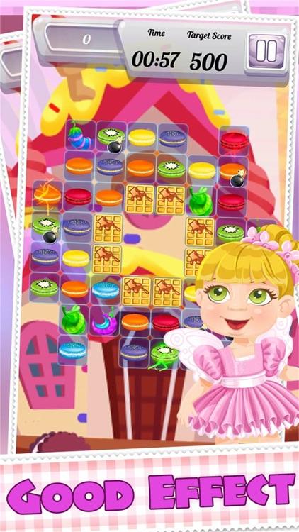 Macaron Sweet Fruit Splash screenshot-3
