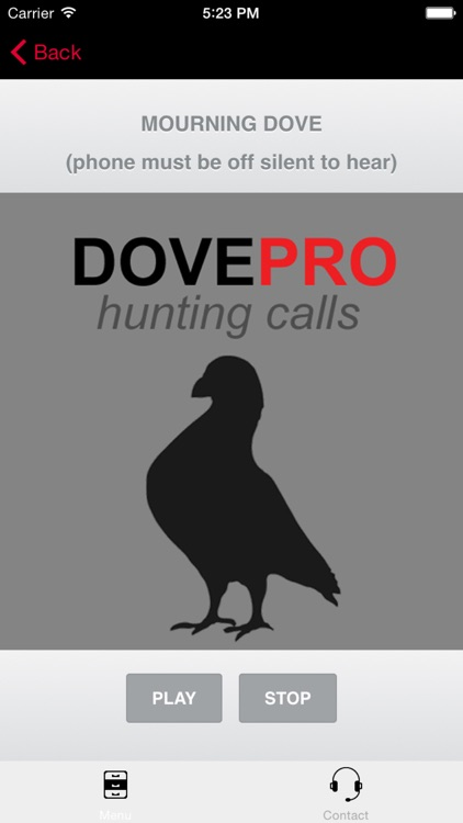 REAL Dove Sounds and Dove Calls for Bird Hunting -- BLUETOOTH COMPATIBLE screenshot-3