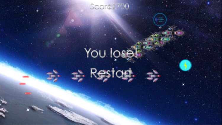 Space Trigger Fierce Fighting screenshot-3