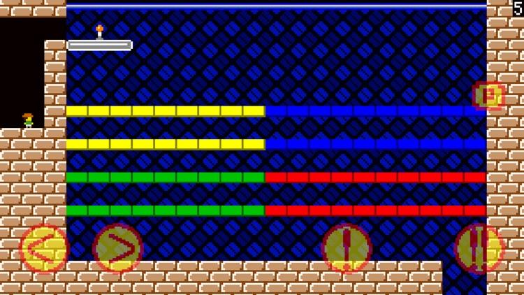 TrapAdventure 2 -Hardest Retro Game screenshot-3