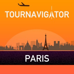 Paris – advanced tourist guide & offline map – Tournavigator