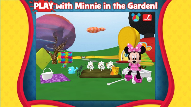 Mickey Mouse Clubhouse - Color & Play screenshot-3