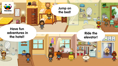 download Toca Life: Vacation apps 3