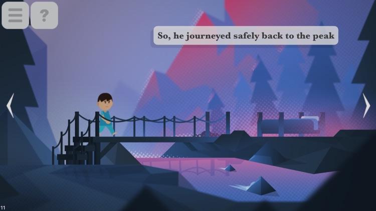 Pillow Mountain screenshot-4