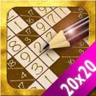 Real Kakuro 20x20 Free icon