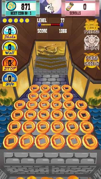 Ninja Coin Pusher