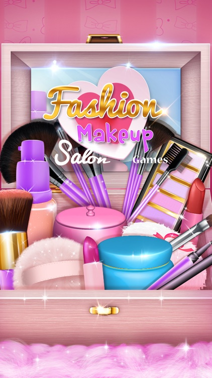 Fashion makeup salon games 3d celebrity makeover and beauty studio game by mirjana petkovic - Beauty salon makeover games ...