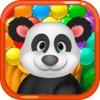 パンダのパズルは、バブル - バブルポップマニアシューター無料のマッチ3ゲームを