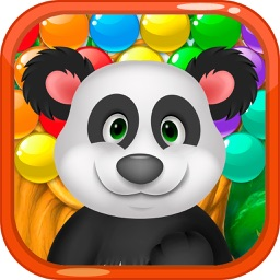 Panda Bubble Puzzle - Ball Pop Shooter Snoopy Pandas Match 3
