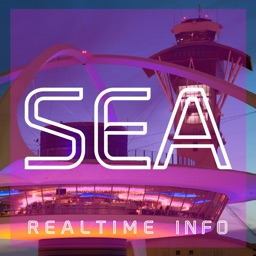 SEA AIRPORT - Realtime Flight Info - SEATLE-TACOMA INTERNATIONAL AIRPORT