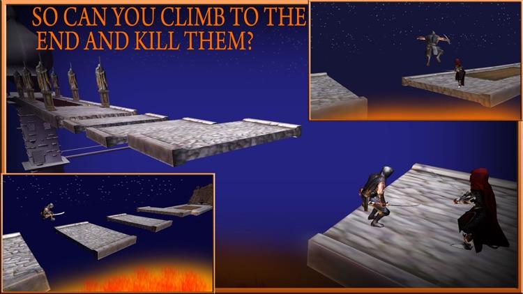 Clash Survivor Crazy Climber Games for iPhone free screenshot-4