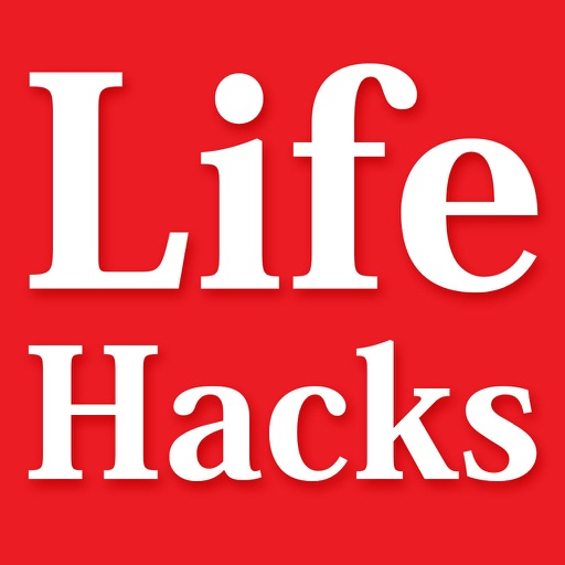 Life hacks, tricks and tips for daily use iOS App