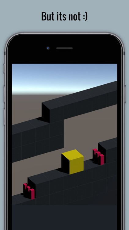 Impossible Blocky Dash Jump 3D