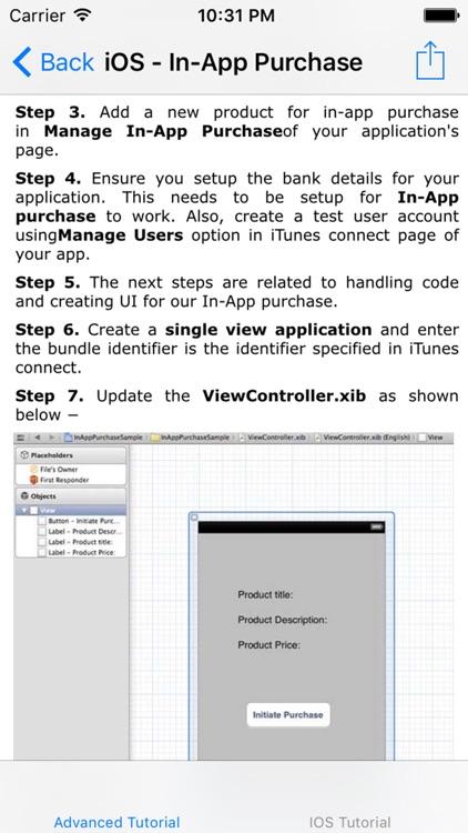 Tutorial for iPhone SDK screenshot-4