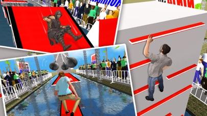 Super Ninja Warrior Obstacle Course – A Crazy Kung-Fu Training SchoolScreenshot of 3