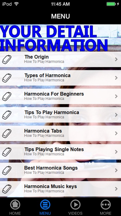 Let's Play Harmonica - Easy Beginner's Guide screenshot-4