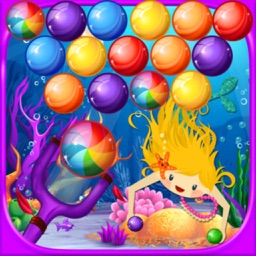 Ocean Bubble Shooter - rescue the pet splash mania