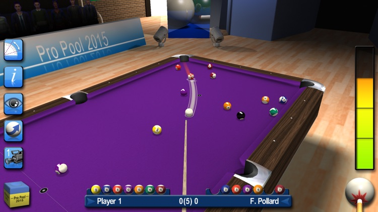 Pro Pool 2017 screenshot-4