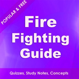 Fire Fighting Officer Ultimate Guide - Study Notes & Quizzes