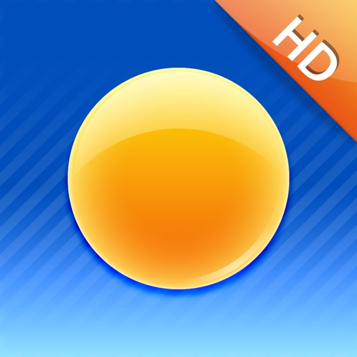 Sunrise Sunset HD app for ipad